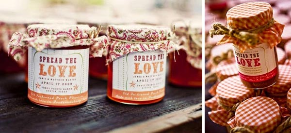 jam there are so many ways to customize your big day and add special touches that guests will remember bringing a rustic feel to your favors doesnt have