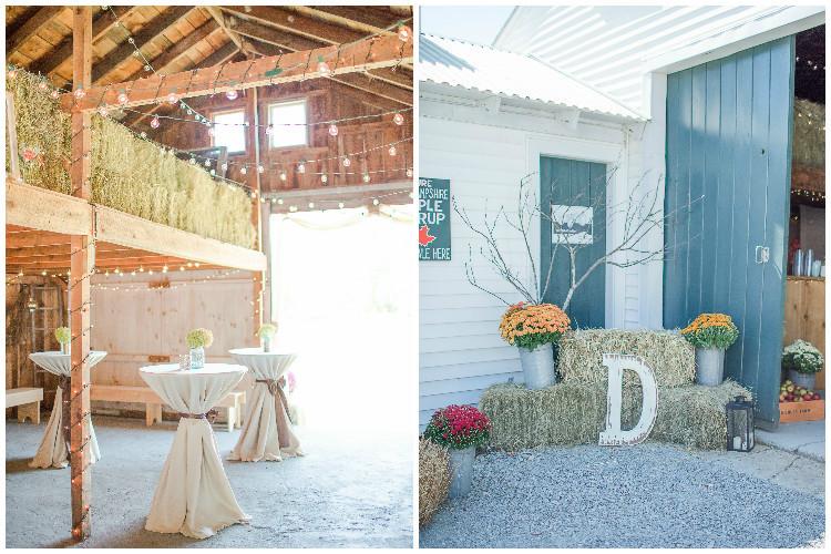 Amy Brown_NH Rustic Wedding__