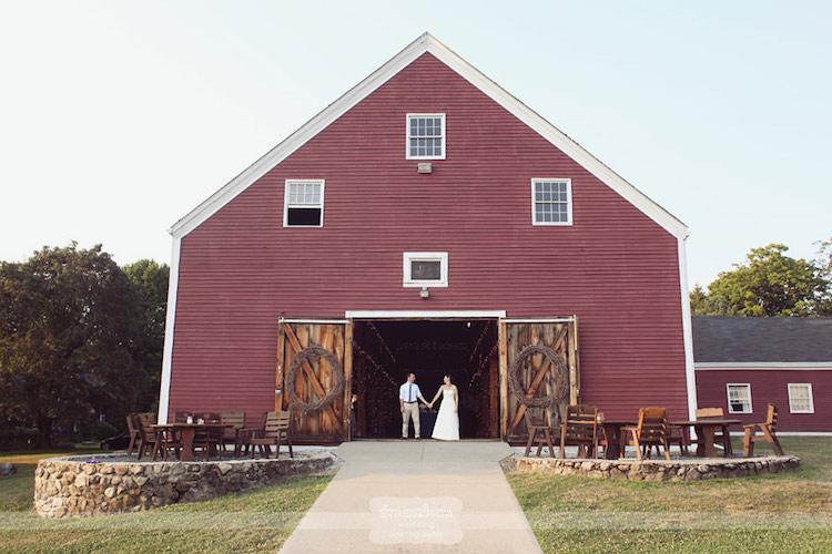Top Barn Wedding Venues | Massachuetts - Rustic Weddings