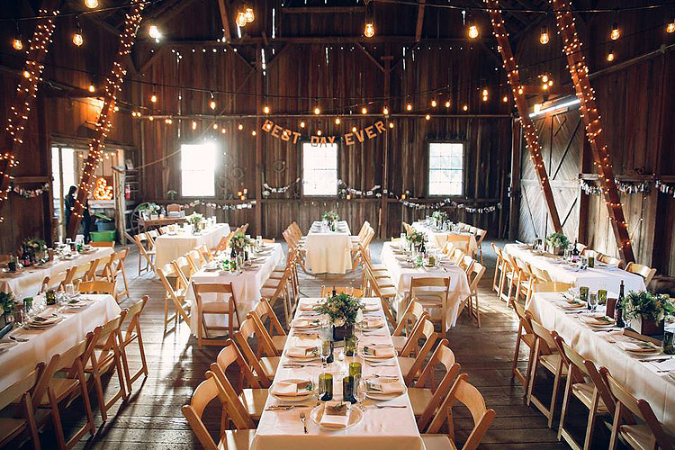 Or Barn Wedding Venue At Kestrel