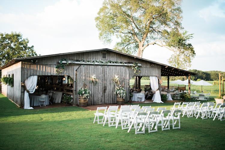 Top barn wedding venues alabama rustic weddings alabamabarn wedding venueolivers junglespirit Image collections