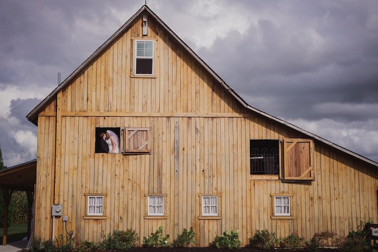 Zyntango Farm Wedding by Stacy Able Photography