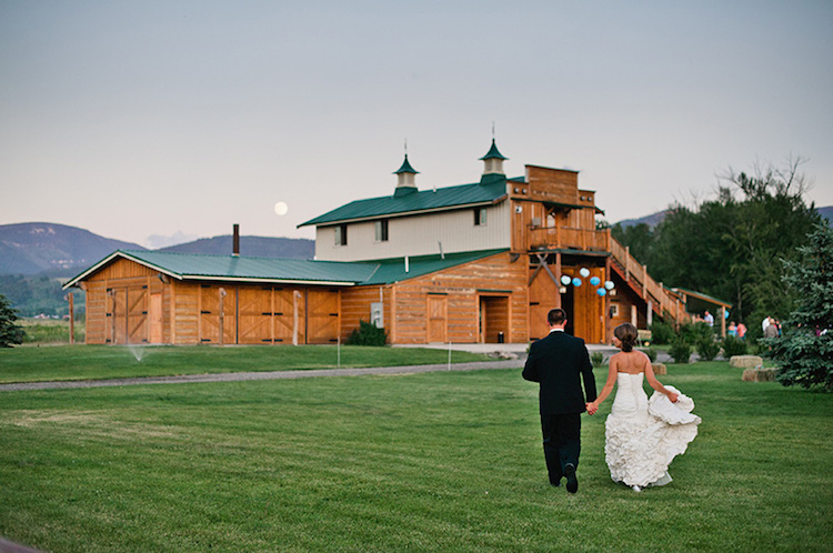 Montana Barn Wedding Venue Hart Ranch