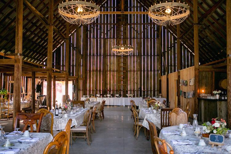 A Tin Roof Barn
