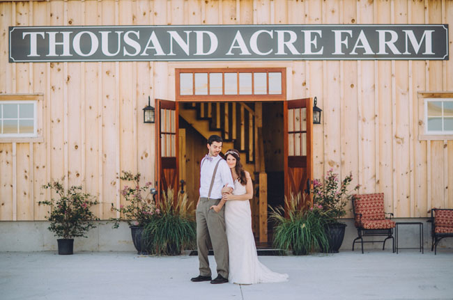 Thousand Acre Farm