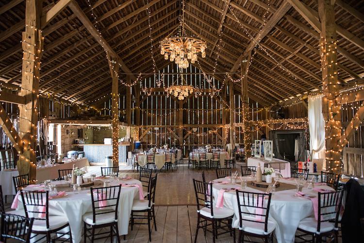 Top barn wedding venues ohio rustic weddings the barn at canyon run ranch junglespirit Images