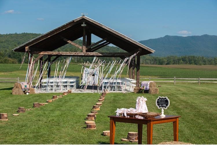 vermont barn wedding venue boyden farm