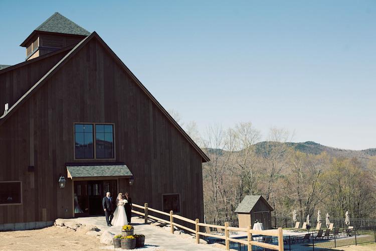 Top Barn Wedding Venues | Vermont - Rustic Weddings