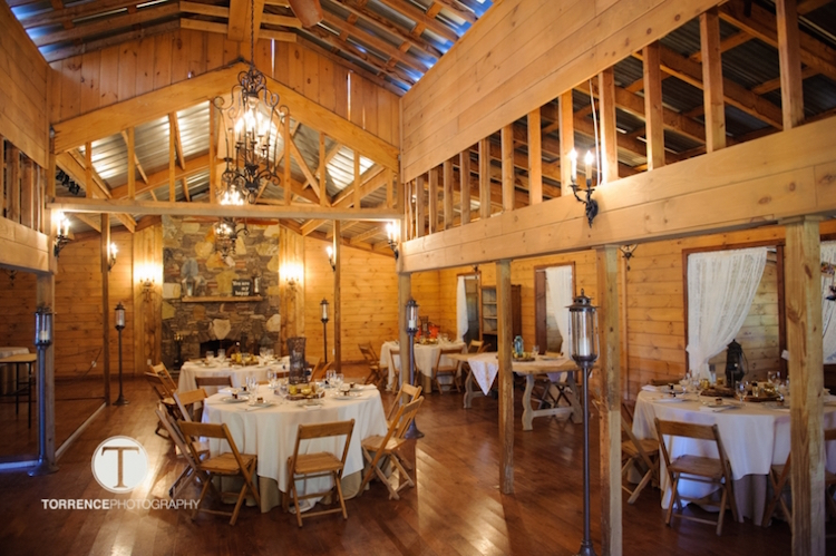 destarte wedding barn