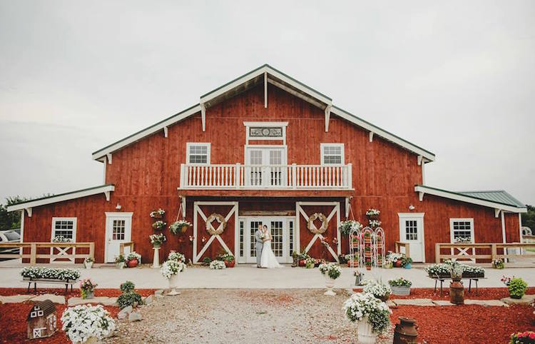 Top Barn Wedding Venues