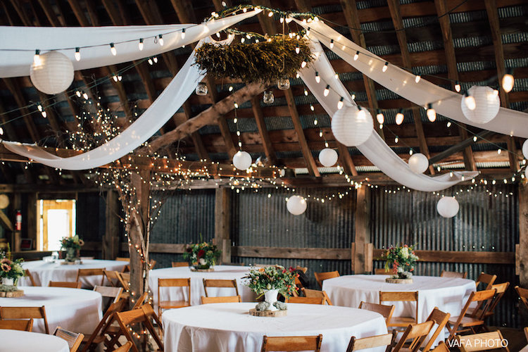 these incredible michigan venues will have you sold on the idea of a barn wedding located in the pristine lakes region
