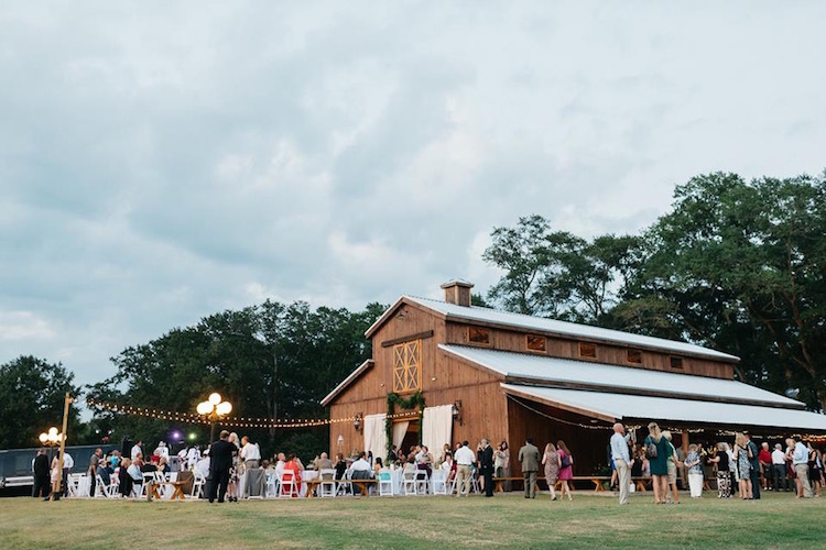 Outdoor Wedding Venues In Mississippi