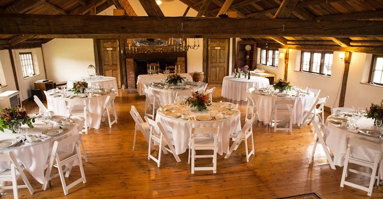 The Pioneer Wedding Barn