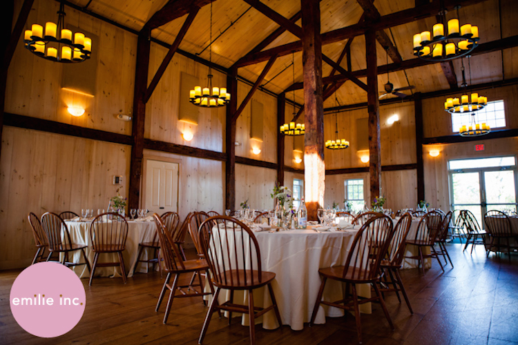 Top Barn Wedding Venues Maine Rustic Weddings