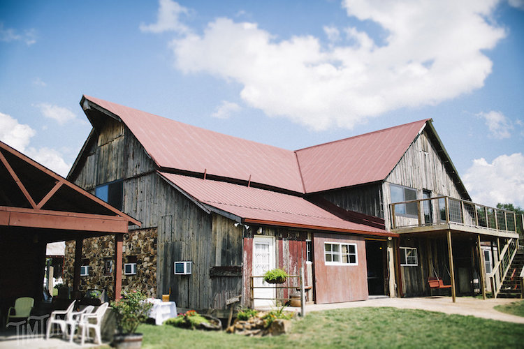 Top Barn Wedding Venues Missouri Rustic Weddings