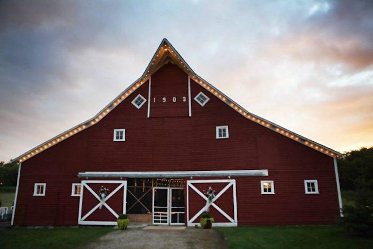 Draxton Barn