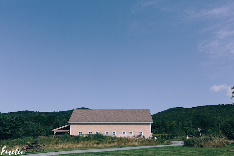 Bellevue barn wedding