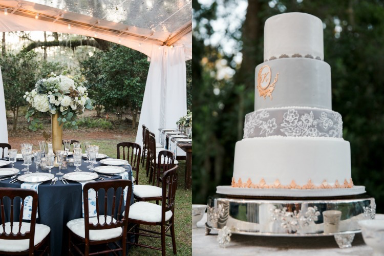 Rustic weddings for 40 volume salon savannah