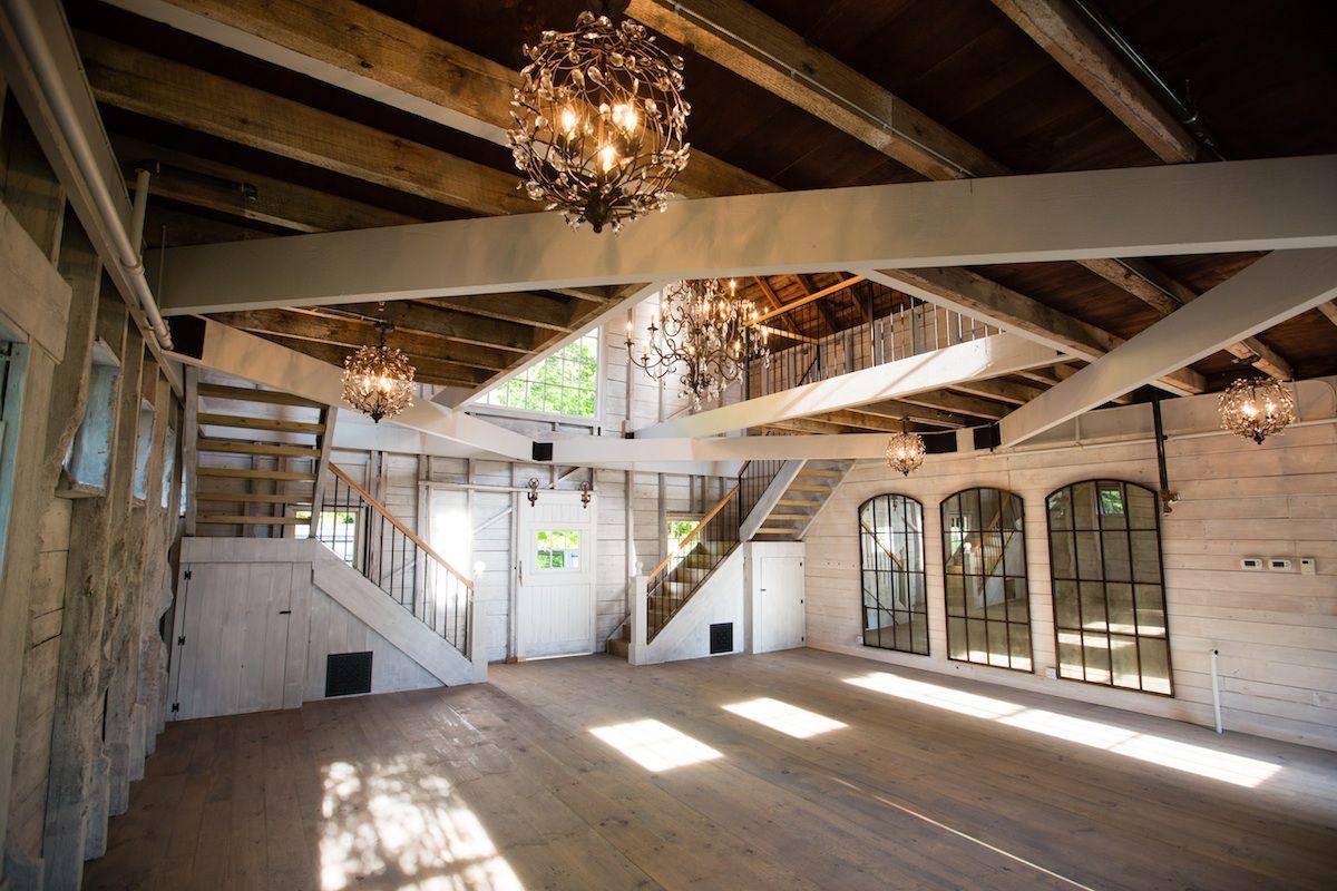 Inside Peek: Hardy Farm - Rustic Weddings