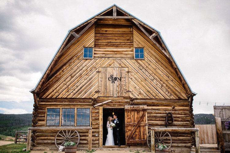 Top Barn Wedding Venues   Colorado - Rustic Weddings