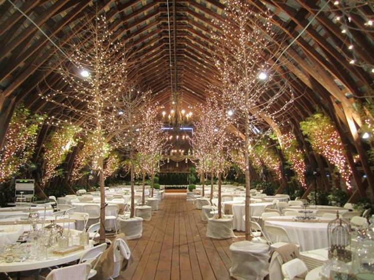 Barn Wedding Venue Tennessee Black Fox Farms