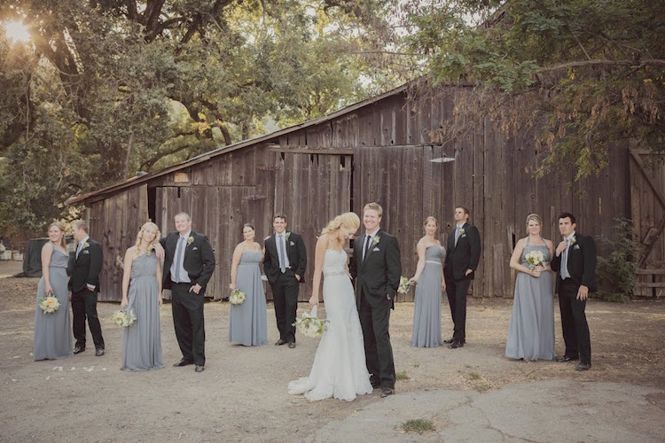 California Barn Wedding Venue Nelson Family Vineyard