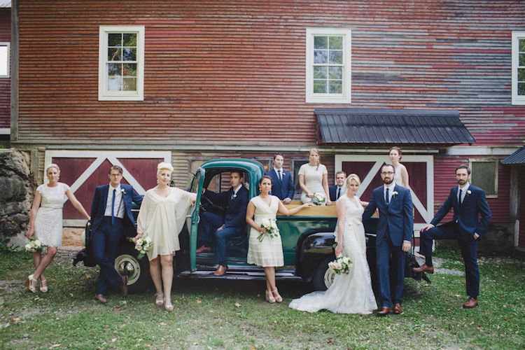 Top Barn Wedding Venues   Vermont - Rustic Weddings